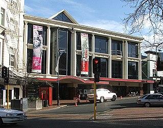 Dunedin Public Art Gallery Art gallery in Dunedin New Zealand