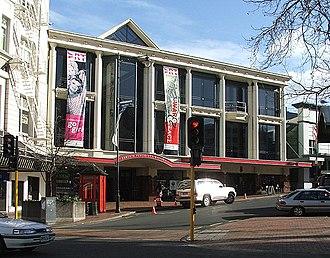 Dunedin Public Art Gallery - Dunedin Public Art Gallery