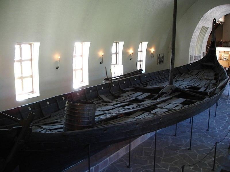 Ficheiro:DSC00450, Viking Ship Museum, Oslo, Norway.jpg