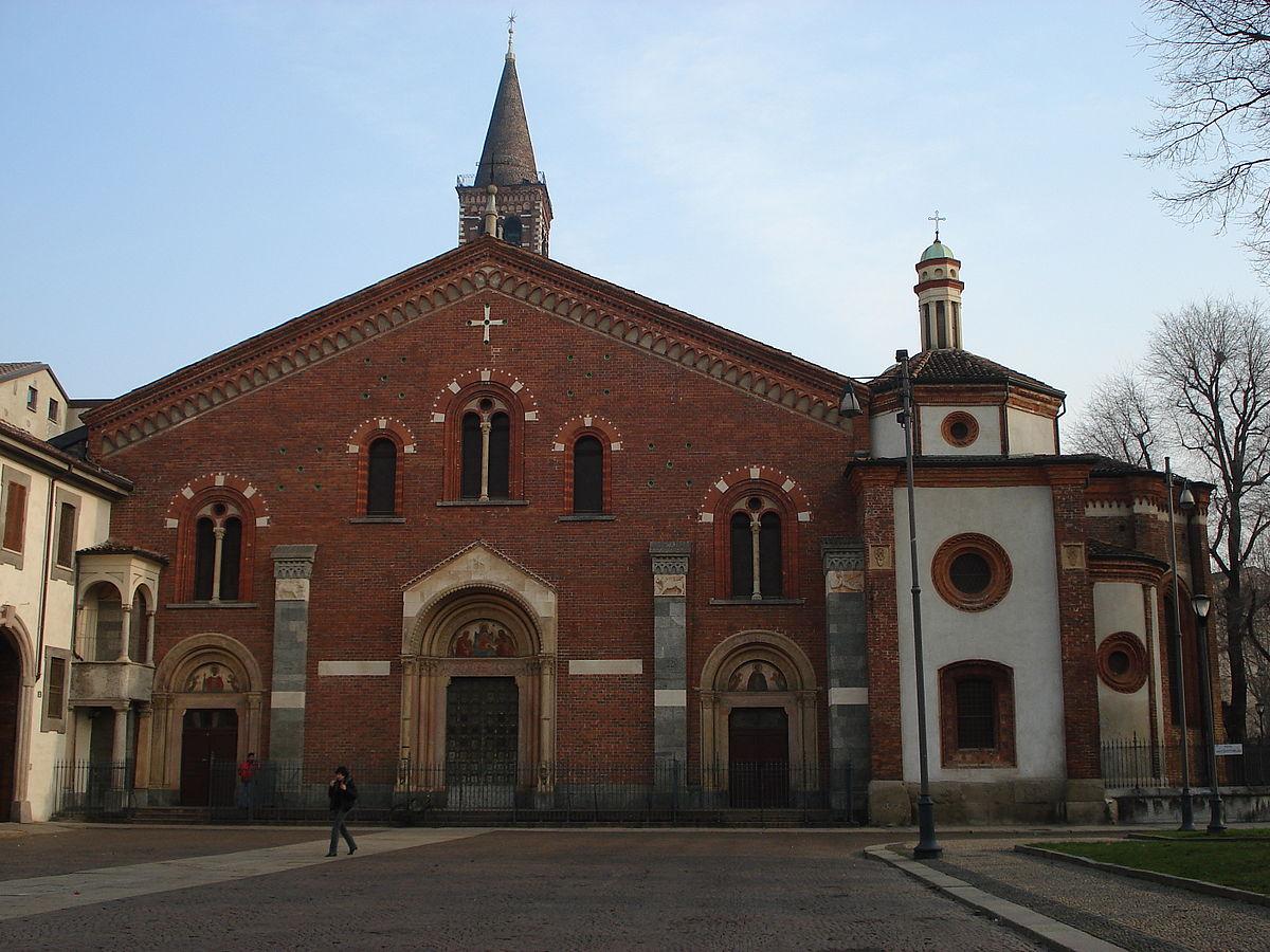 Sant eustorgio wikip dia for Piazza sant eustorgio