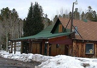 Gould, Colorado Unincorporated community in Colorado, United States