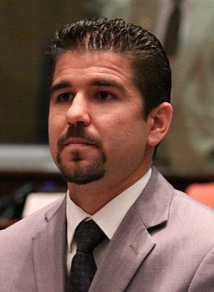 Abdalá Bucaram Jr. - Bucaram in 2010
