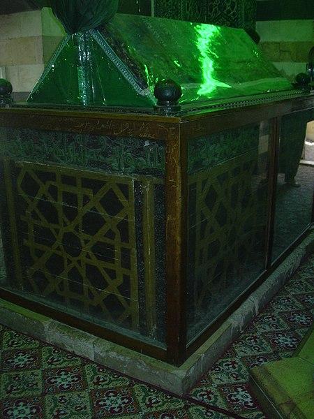 File:Damaskus, Saladin Mausoleum, 1193 (38651207506).jpg