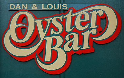 Como chegar até Dan & Louis Oyster Bar com o transporte público - Sobre o local