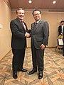 Dan Brouillette meets with Hiroshige Sekō in Tokyo (1).jpg