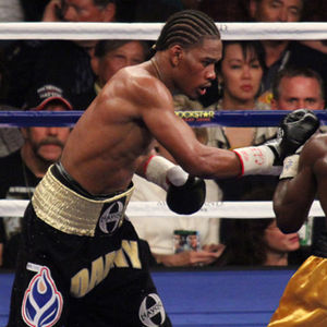 Daniel Jacobs (boxer) - Jacobs vs. Michael Walker, 2009