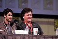 Darren Criss & Dot Jones (5983649465).jpg