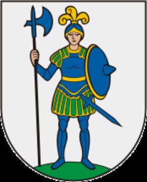 Daugai - Image: Daugai COA
