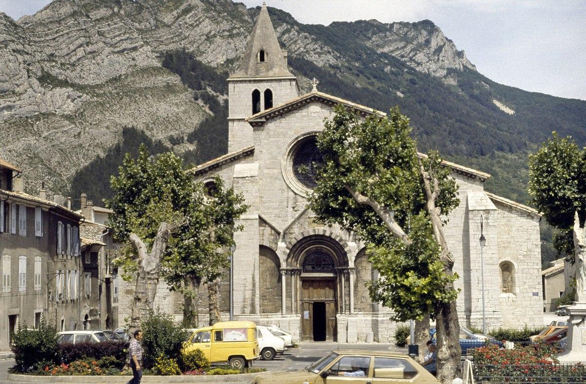Sisteron Cathedral Wikipedia