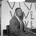 De Congolese leider Patrice Loemoemba in Brussel, Bestanddeelnr 910-9737.jpg