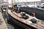 De JOLIE BRISE voor de wal bij Sail Amsterdam 2010 (02).JPG