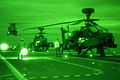 Defence Imagery - Helicopters landing aboard HMS Illustrious 02.jpg