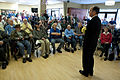 Defense.gov News Photo 110404-N-TT977-332 - Chairman of the Joint Chiefs of Staff Adm. Mike Mullen U.S. Navy answers questions during a town hall meeting at the Veterans Administration in.jpg