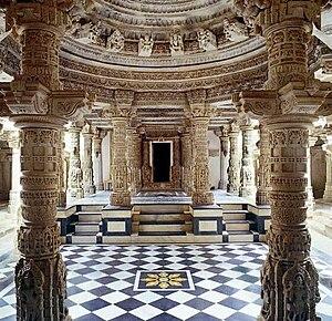 Bhima I - Vimal Vasahi Temple, Mount Abu