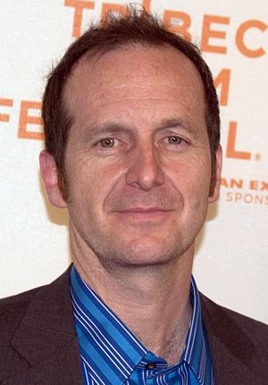 Denis O'Hare - At the premiere of An Englishman in New York, Tribeca Film Festival, 2009