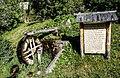 Denkmal Mühlen, Neusach, Gemeinde Weißensee, Kärnten.jpg