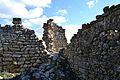Despoblat morisc de la Roca, murs.JPG