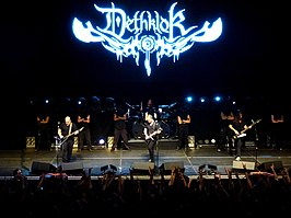 Dethklok live in 2012