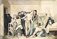 Die Abfuhr - Göttingen 1818