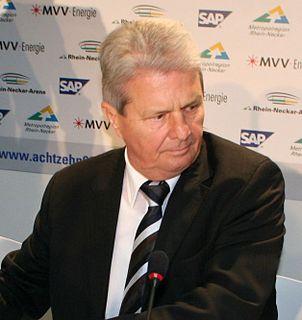 Dietmar Hopp German billionaire businessman