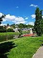 Diez an der Lahn unten an der alten Lahnbrücke, Lahntal, Rheinlandpfalz.jpg