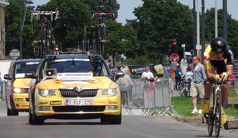 Diksmuide - Ronde van België, etappe 3, individuele tijdrit, 30 mei 2014 (B047).JPG