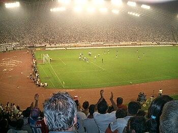 Dinamo Zagreb against Hajduk Split
