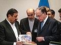 Director-General visits Iranian Victims Exhibition (45291554444).jpg