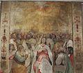 Discesa dello Spirito Santo (Romanino) - Chiesa di S. Francesco - Brescia (ph Luca Giarelli).JPG