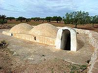 Djerba, unterirdische Moschee Foto Nr.03.jpg