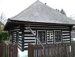 The original folk architecture of Mošovce