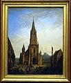 Domenico Quaglio Ansicht des Freiburger Münsters, 1821.jpg