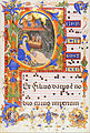 Don Silvestro dei Gherarducci - Nativity, in an initial P - Google Art Project.jpg