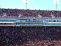 Donald W. Reynolds Razorback Stadium, LSU at Arkansas, 2012.jpg