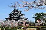 Donjon du château de Matsue.JPG