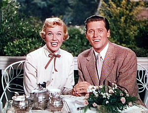 Tea for Two (film) - Doris Day and Gordon MacRae as Nanette Carter and Jimmy Smith