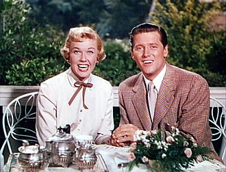Gordon MacRae - With Doris Day in Tea for Two (1950)