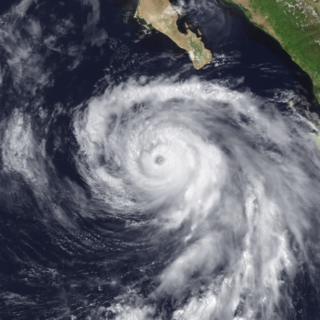 Hurricane Cesar–Douglas Category 4 Atlantic and Pacific hurricane in 1996