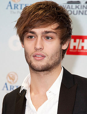Douglas Booth - Image: Douglas Booth February 2011 crop