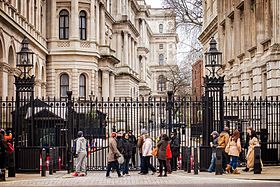 Image illustrative de l'article Downing Street