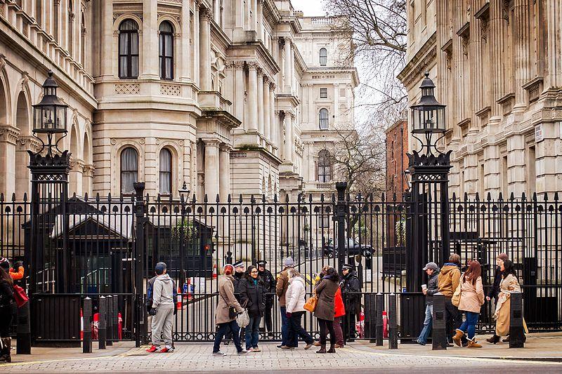 Downing Street gates.jpg