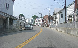 Mount Olivet, Kentucky - Downtown Mount Olivet