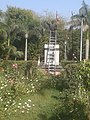 Dr. Bheemrao Ambedkar Statue at Phool bagh Park Gwalior - panoramio.jpg