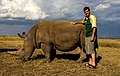 Dr. Morne de la Rey and a White Rhino.jpg