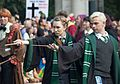 Dragon Con 2013 Parade - Slytherin (9681002860).jpg