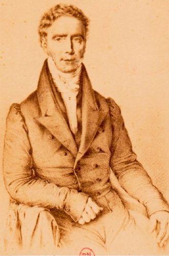 Domenico Dragonetti - Domenico Dragonetti c. 1793.