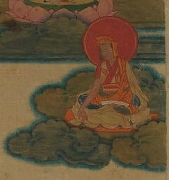 Nyingma - Drapa Ngonshe, 11th century terton