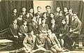 Družina Trezvene omladine Učiteljske skole u Negotinu 1926.jpg