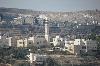 Beit Duqqu Municipality type D in Jerusalem, State of Palestine