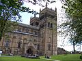 Durham Kathedrale Nordfassade.jpg